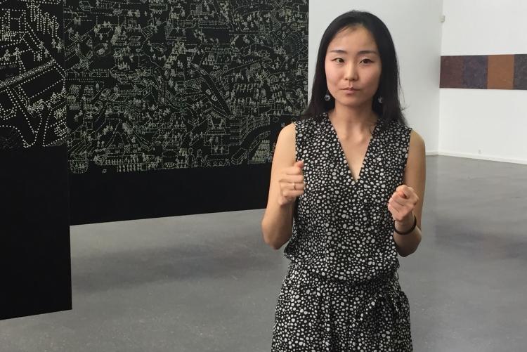 Ae Hee Lee, Preisträgerin des ZONTA Kunstpreises 2016