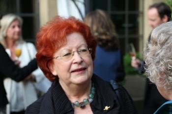 Doris Trauth-Marx, Präsidentin Biennium  2012-2014