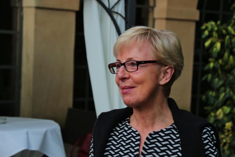Christine Hewer, Präsidentin 2014-2016
