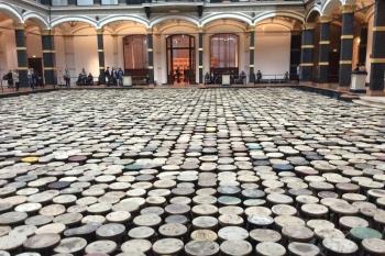Ausstellung von Ai Wei Wei im Gropius Bau Berlin